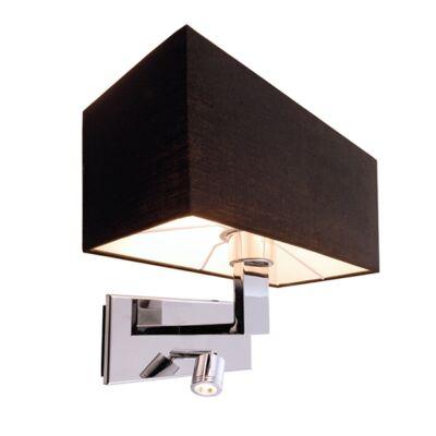 Roberta szögletes fali lámpa