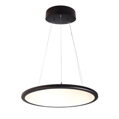 LED Tárgyaló világítás kör alakú átlátszó