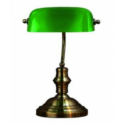 MARKSLÖJD BANKERS Asztali zöld lámpa