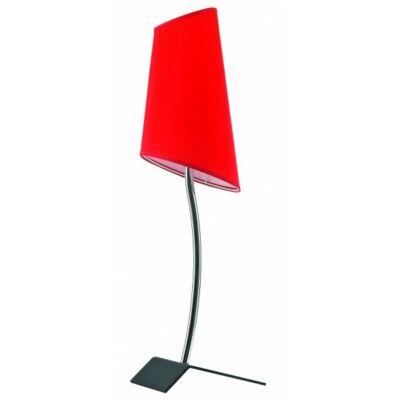 LAMPEX Victoria piros asztali lámpa éjjeli lámpa