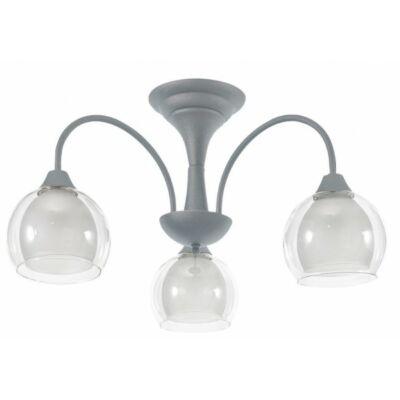 LAMPEX csillár lamp szürke 3 402/3P