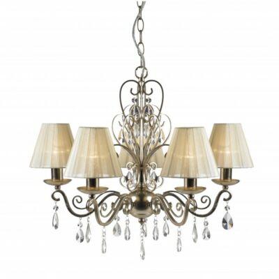 LampGustaf Providence mennyezeti lámpa pezsgő/matt-króm