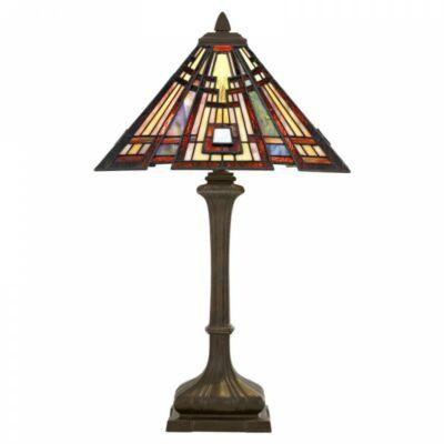 Elstead CLASSIC Craftsman asztali lámpa hangulat lámpa