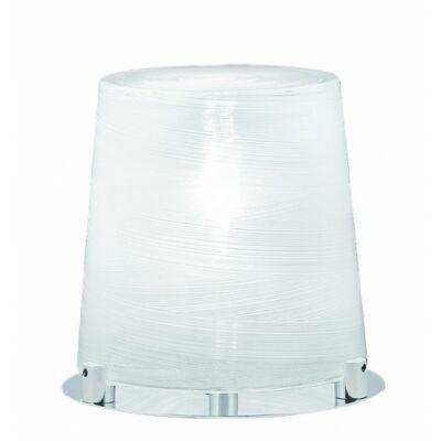 Viokef Torre asztali lámpa hangulat lámpa fehér