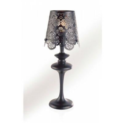 Italux Arianna asztali lámpa hangulat lámpa fekete