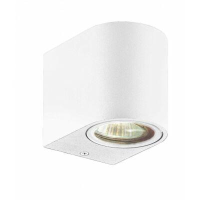 VIOKEF Fali lámpa fehér kerek H:80 Tilos