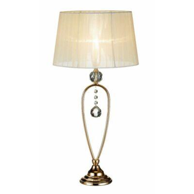 MARKSLÖJD Christinehof Asztali lámpa komód lámpa arany/Kristály