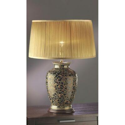 Elstead Morris Gold/Black asztali lámpa komód lámpa