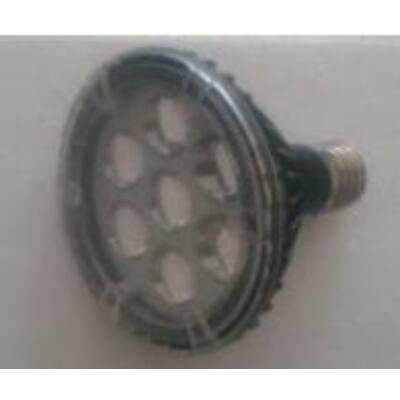E27-es lapos LED égő - középfehér 14 W