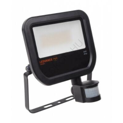 LED Reflektor sensor OSRAM, 50W, 3000K - melegfehér, IP65, black