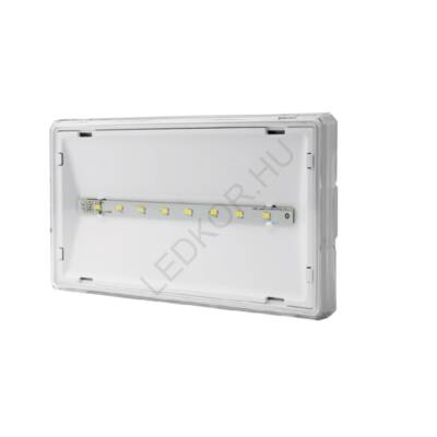 ETS/1W/E/1/SE/X/WH EXIT S 1W LED 120 lm BASIC IP65