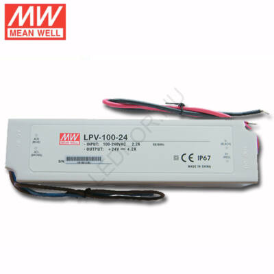 Meanwell LPV-100-24 IP67