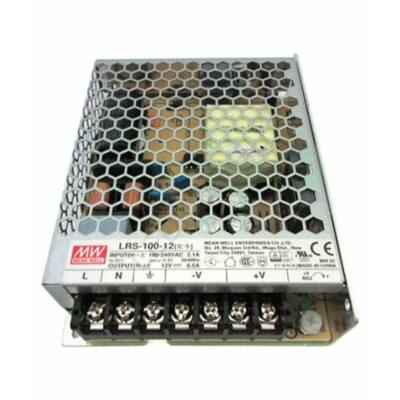 Meanwell LRS-100-12  100W