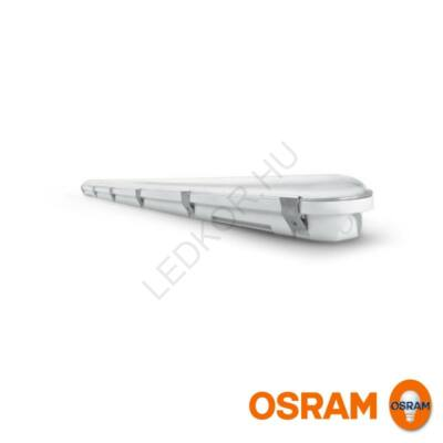 Por és páramentes LED Lámpatest - OSRAM 1500 1xLamp Housing IP65