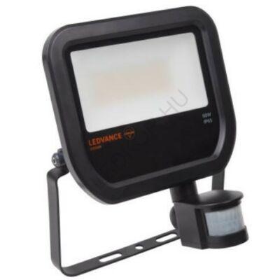 Osram Reflektor Floodlight sensor 50W 4000K fekete