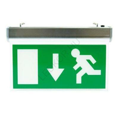 LIEX-TCP968-ACL Exit lámpa