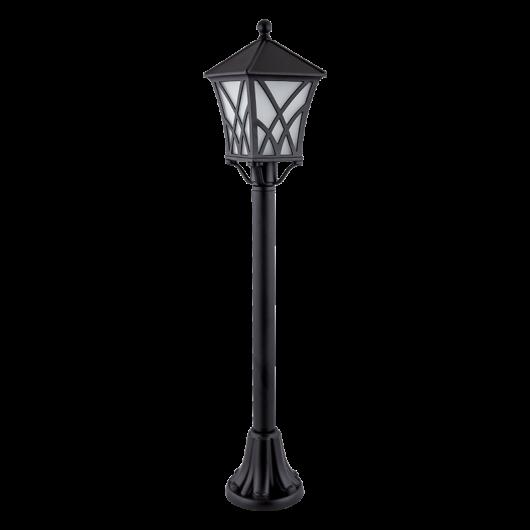 ALEK 305 fekete,kültéri állólámpa, 1XE27