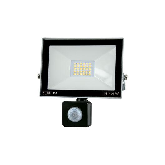 Kroma 20 W-os mogásérzékelős hidegfehér LED reflektor