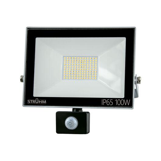 Kroma 100 W-os mogásérzékelős hidegfehér LED reflektor