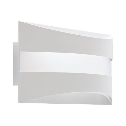 Sopran LED fali lámpa, fehér, 6W