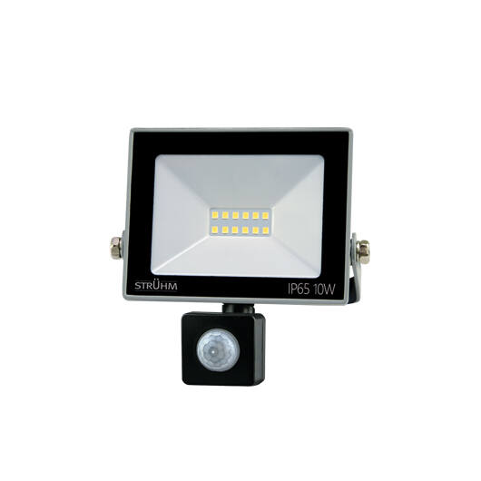Kroma 10 W-os mogásérzékelős hidegfehér LED reflektor