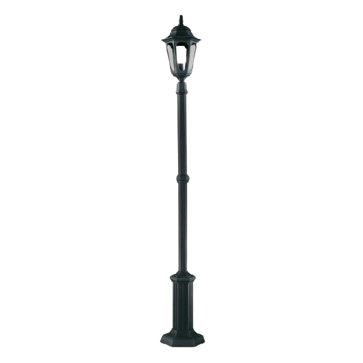ELSTEAD Parish Állólámpa fekete, 1800mm