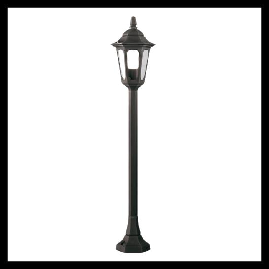 ELSTEAD Parish Mini Állólámpa fekete