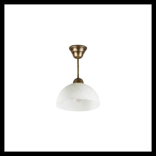LAMPEX függeszték 066/Z B+Z (fehér shade)