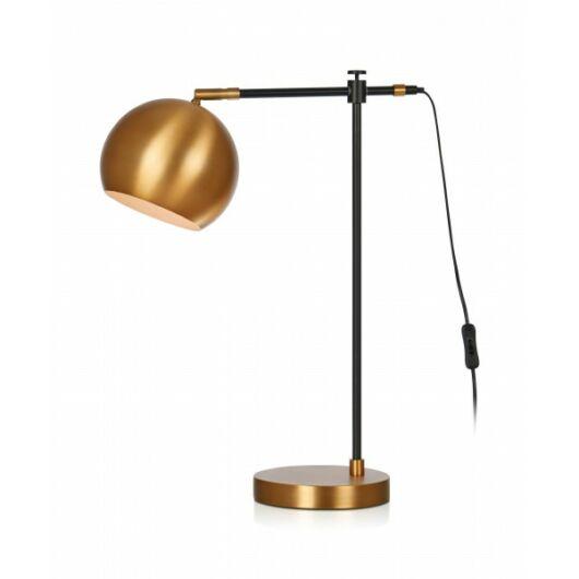 MARKSLÖJD CHESTER asztali lámpa fekete/bronz E27 1x40W