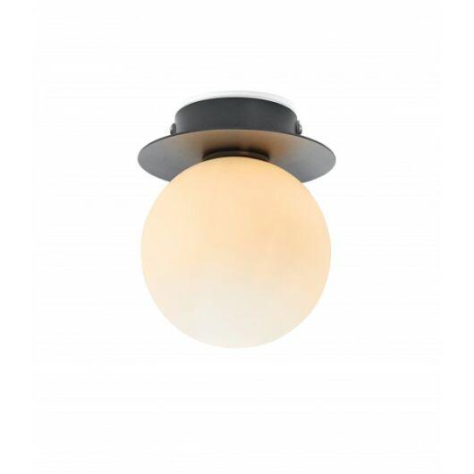MARKSLÖJD MINI mennyezeti/fali lámpa fényforrással fekete/fehér IP44 G9 1x18W