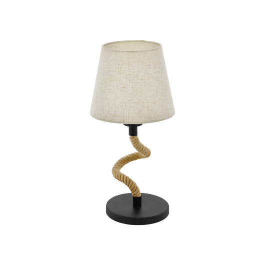 RAMPSIDE textil asztali lámpa