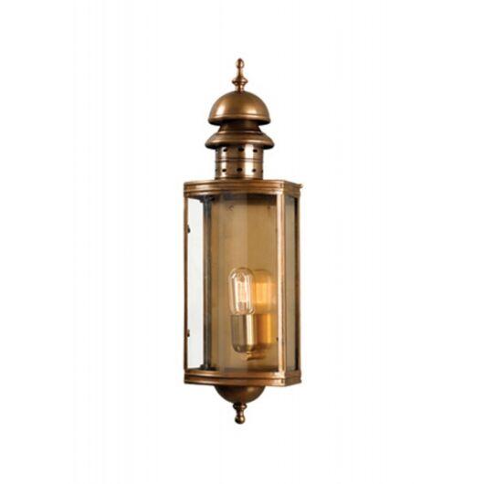 ELSTEAD Downing Street fali lámpa bronz