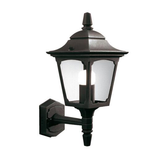 ELSTEAD Chapel Mini Up fali lámpa fekete