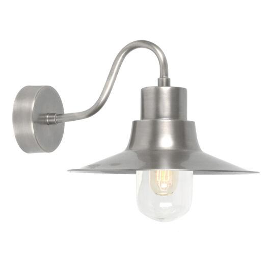 ELSTEAD Sheldon antik nikkel fali lámpa