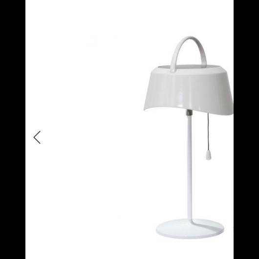 Szolár asztali lámpa
