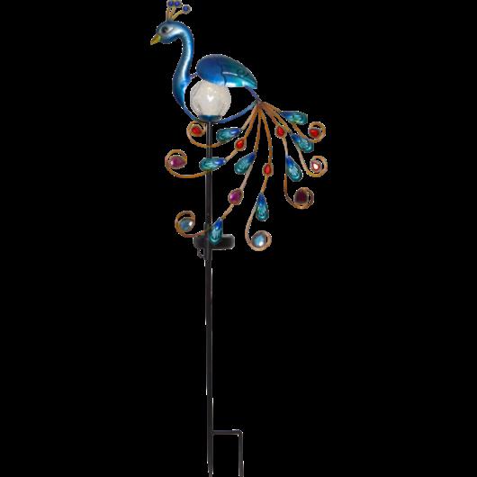 Peacock kerti szolár lámpa