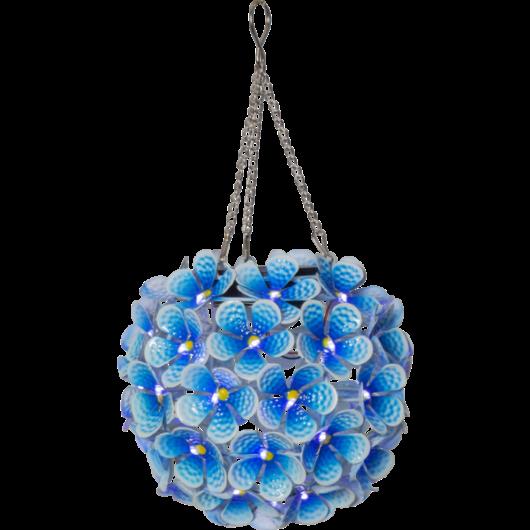 Hortensia kerti szolár lámpa