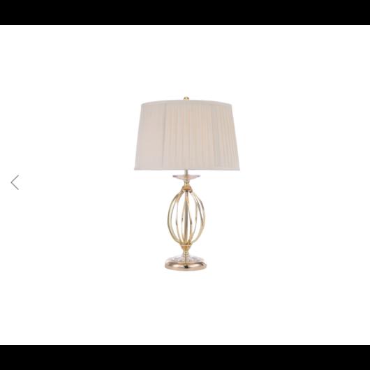 ELSTEAD Aegean 1Lt asztali lámpa csiszolt bronz