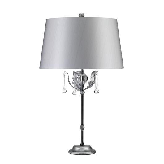 ELSTEAD Amarilli asztali lámpa fekete/ezüstszínű