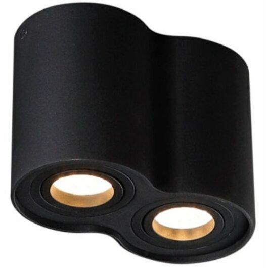 Basic Round II mennyezeti lámpa fekete