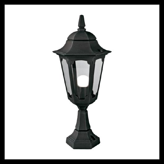 ELSTEAD Parish Állólámpa fekete
