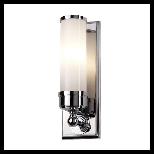 Worcester 1Lt króm fürdőszobai lámpa