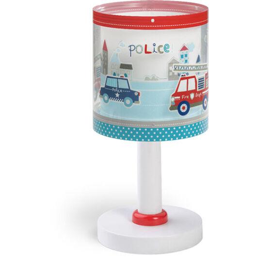 Dalber gyereklámpa - 'police' asztali lámpa