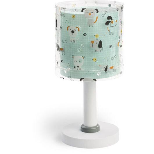 Dalber gyereklámpa - 'Happy Dogs' asztali lámpa