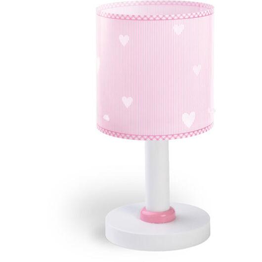 Dalber gyereklámpa - 'sweet dreams' asztali lámpa rózsaszín