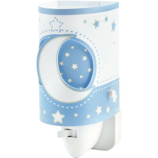 Dalber gyereklámpa - 'moonlight' kék éjjeli lámpa