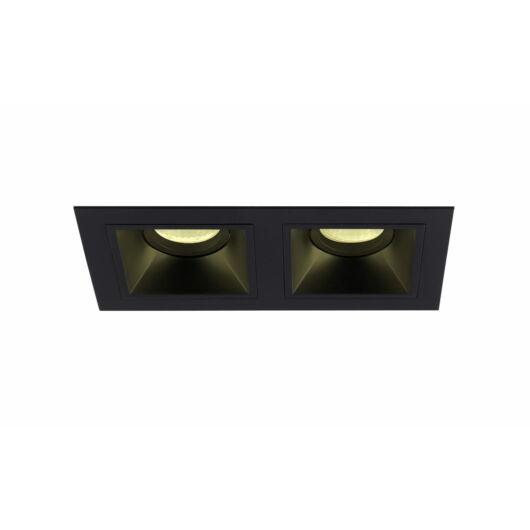 HIT II beépíthető lámpa GU10 2x50W fekete