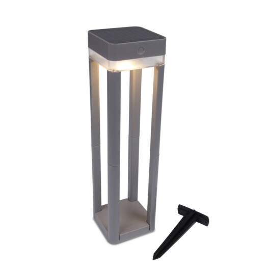 Lutec kültéri szolár lámpa