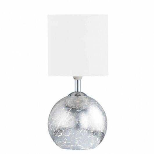 Carmen ezüst asztali lámpa 2