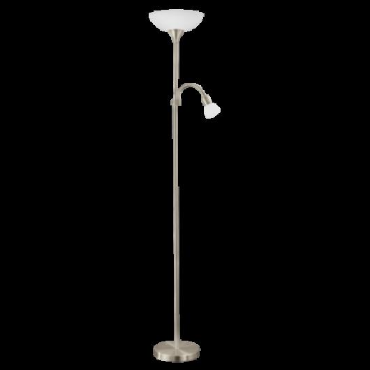 UP 2 matt króm állólámpa